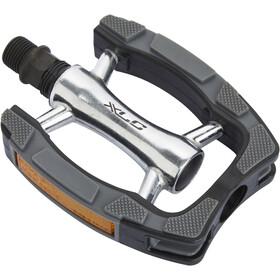 XLC Comfort PD-C07 Pedales, black/silver